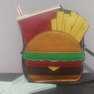 Cheeseburger Combo Crossbody